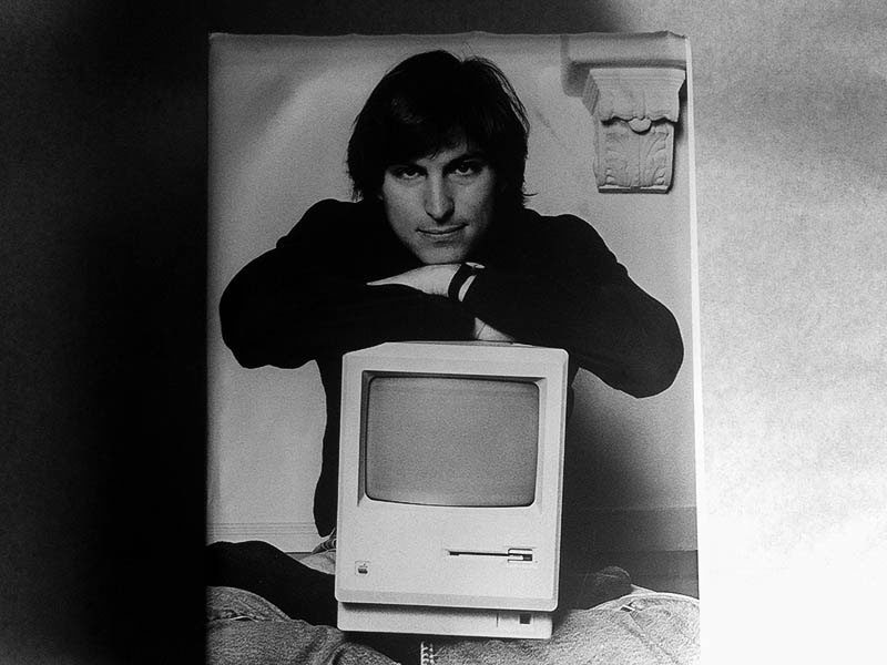 Steve Jobs Book Back Cover