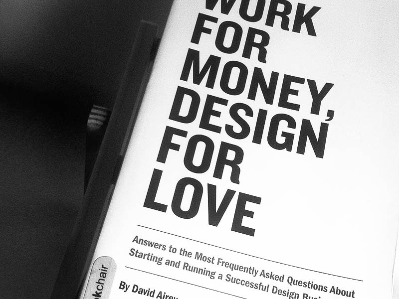 Work for Money Design or Love Book Cover