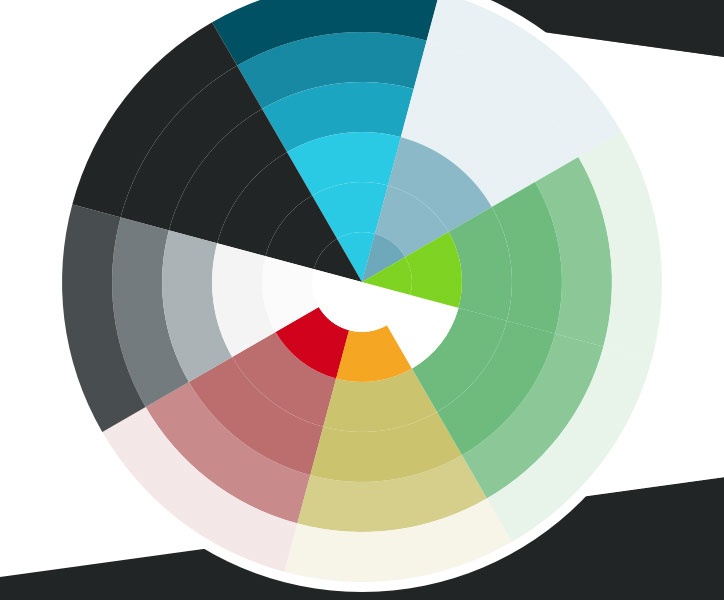 UI Colour Wheel Design