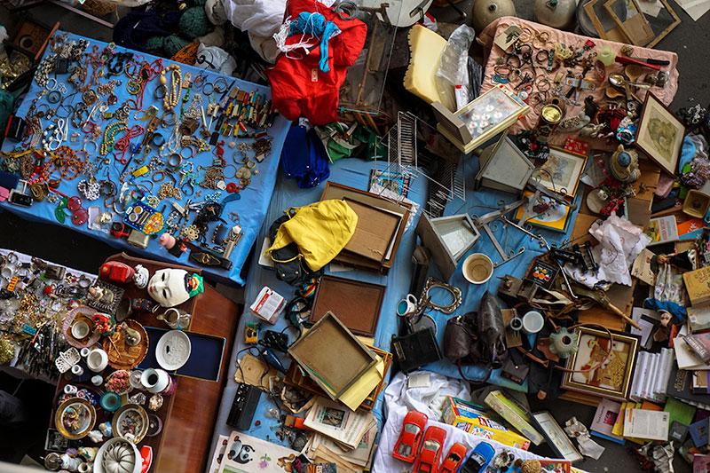 Barcelona's Flea Market