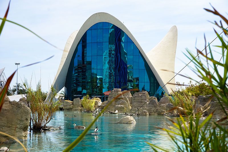Oceanographic Centre in Valencia