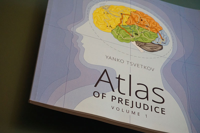 Atlas of Prejudice by Yanko Tsvetkov